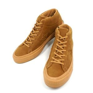 c687c6b0765 Converse Shoes - Converse One Star Mid Counter Climate High Raw